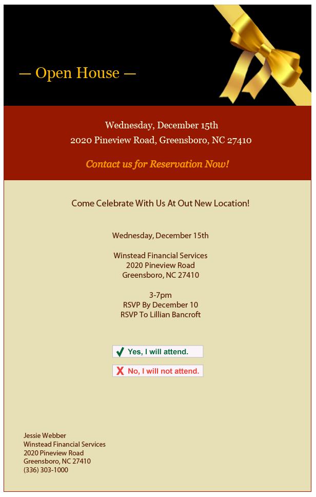 e invitations