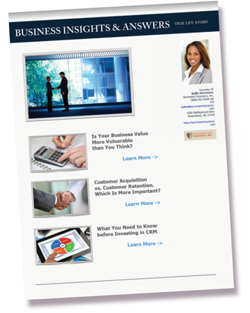 e-Business e-Newsletters